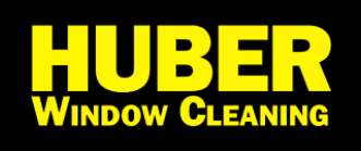 Huber Window Cleaning Logo